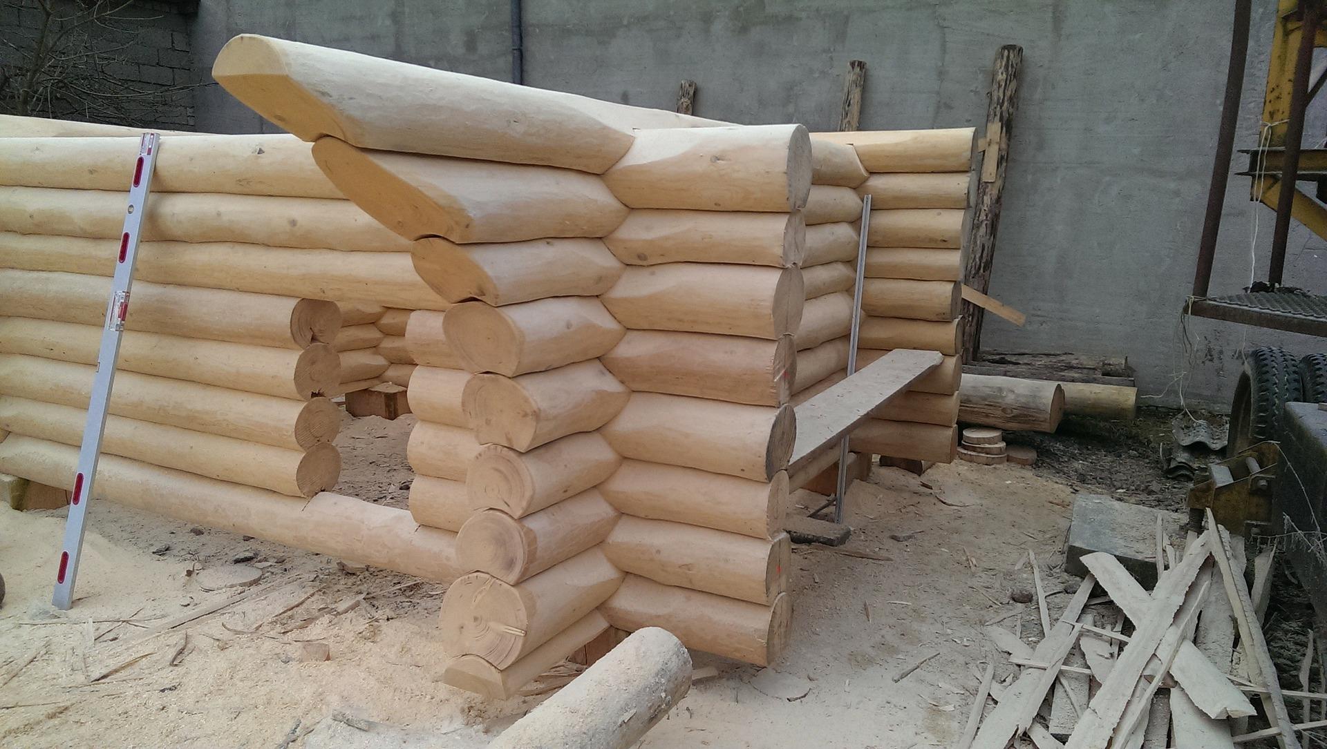 Drewniane domy z bali